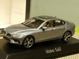 Volvo S60 III seit 2019 grau met.