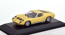 Lamborghini Miura 1966-1975 gold met.