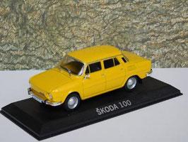Skoda 100 Limousine 1969-1976 gelb
