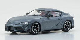 Toyota Supra V GR A90 seit 2019 matt-Storm grey met. C3A