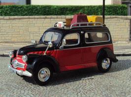 Panhard Dyna X Kombi 1945-1954 TAXI de Paris