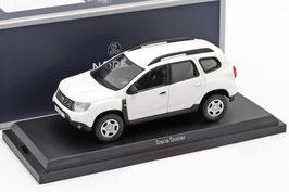 Dacia Duster II seit 2018 weiss/ schwarz
