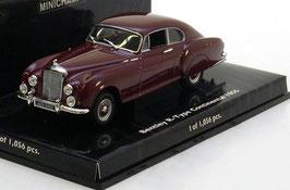 Bentley R-Type Continental 1952-1955 dunkelrot