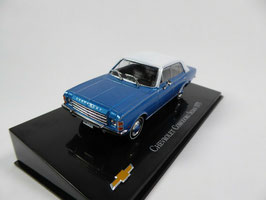 Chevrolet Comodoro Sedan 1975-1980 hellblau met. / weiss