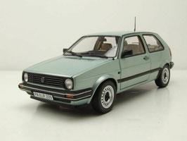 VW Golf II CL Phase II 1987-1990 hellgrün met.
