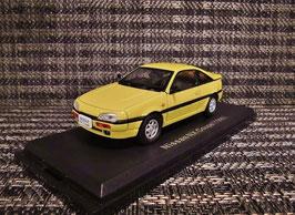 Nissan 100NX Coupé 1990-1995 RHD gelb