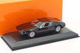 De Tomaso Mangusta 1967-1971 schwarz
