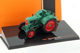 MAN Ackerdiesel A 25 A Traktor 1956 grün / rot