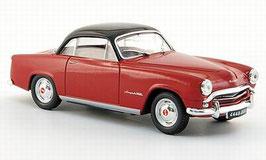 Simca Coupé de Ville 1954-1956 rot / schwarz
