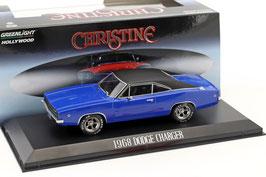 """Dodge Charger 1968 """"Filmauto aus Christine 1983 dunkelblau / schwarz"""""""
