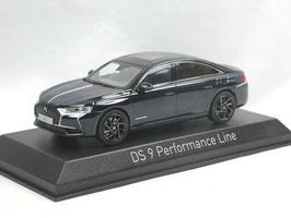 Citroën DS 9 Performance Line seit 2021 dunkelblau met.