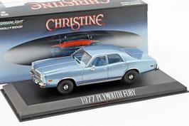 "Plymouth Fury 1975-1978 ""Film Christine 1983 hellblau met."""