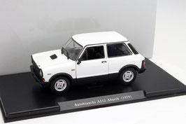 Autobianchi A112 V Abarth 1979-1982 weiss