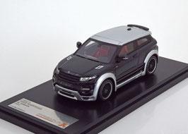 Range Rover Evoque 2012 by Hamann silber / schwarz
