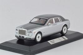Rolls Royce Phantom 2010 silber met. / grau met.