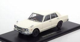 Nissan Skyline 2000 GT-R PGC10 Sedan 1969-1972 RHD weiss