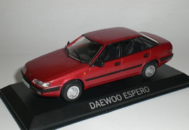 Daewoo Espero / Aranos 1991-1999 dunkelrot met.