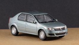 Dacia / Renault Logan Phase II 2008-2012  Electrique  bleu met.