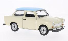 Trabant 601 S DeLuxe 1964-1990 beige / hellblau