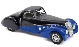 Peugeot 302 Darl`Mat Coupé 1937 blau / schwarz