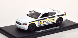 Dodge Charger Phase I 2005-2011 US Secret Service weiss / schwarz / gelb