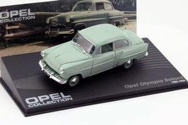 Opel Olympia Rekord Limousine 1953-1954 hellgrün