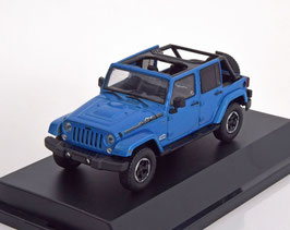 Jeep Wrangler 4-Türer 2015 blau met. /  Hardtop abnehmbar!