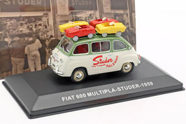 "Fiat 600 Multipla""Studer 1959 grün / creme"""