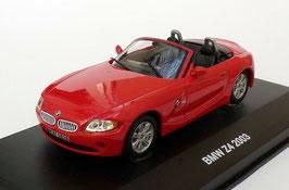 BMW Z4 E85 Phase I 2002-2006 rot