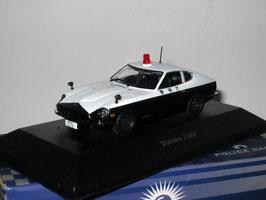 """Datsun 240 Z 1969-1973 """"Police Japan schwarz / weiss"""""""