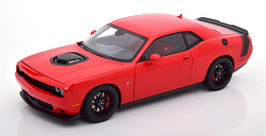 Dodge Challenger 392 HEMI Scat Pack Shaker 2018 rot / matt-schwarz
