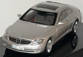 Mercedes-Benz CL C216 Phase I 2006-2010 silber met.