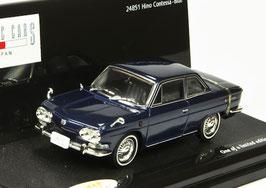 Hino Contessa 1964-1966 dunkelblau met.