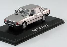 Talbot Solara Phase I 1980-1985 silber met.