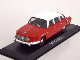 Tatra 603-1 1956-1975 rot / weiss