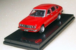 Lancia Beta Berlina Phase I 1972-1975 rot