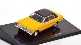 Ford Taunus TC GXL 1974-1975 gelb / schwarz