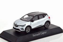 Renault Captur II seit 2020 silber met. schwarz