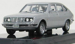 Lancia Beta Berlina Phase I 1972-1975 silber met.