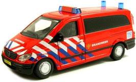 """Mercedes-Benz Vito II Phase I 2003-2010 """"Holländische Feuerwehr rot / weiss / blau"""""""