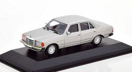 Mercedes-Benz W123 Phase II 1979-1982 silber met.