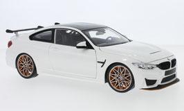 BMW M4 GTS 2016 weiss / schwarz