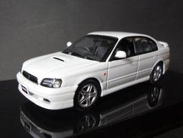 Subaru Legacy B4 Sedan 1998-2003 weiss