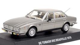 De Tomaso 892 Deauville 1979 Polizia grau met.