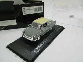 DKW Junior De Luxe 1961-1963 Remograu / beige