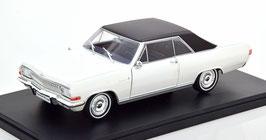 Opel Diplomat A Coupé 1965-1967 weiss / matt-schwarz