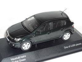 Vauxhall / Opel Astra (H) 2004-2010 Digital Green met.