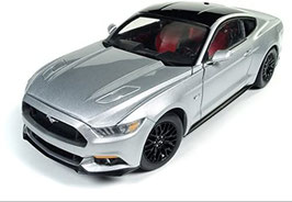 Ford Mustang GT VI Phase II seit 2017 silber met.