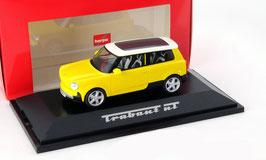 Trabant nT Concept Car 2010 Raps gelb