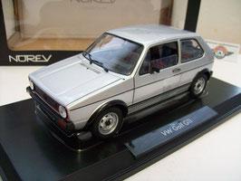 VW Golf I GTI Phase I 1976-1978 silber met.